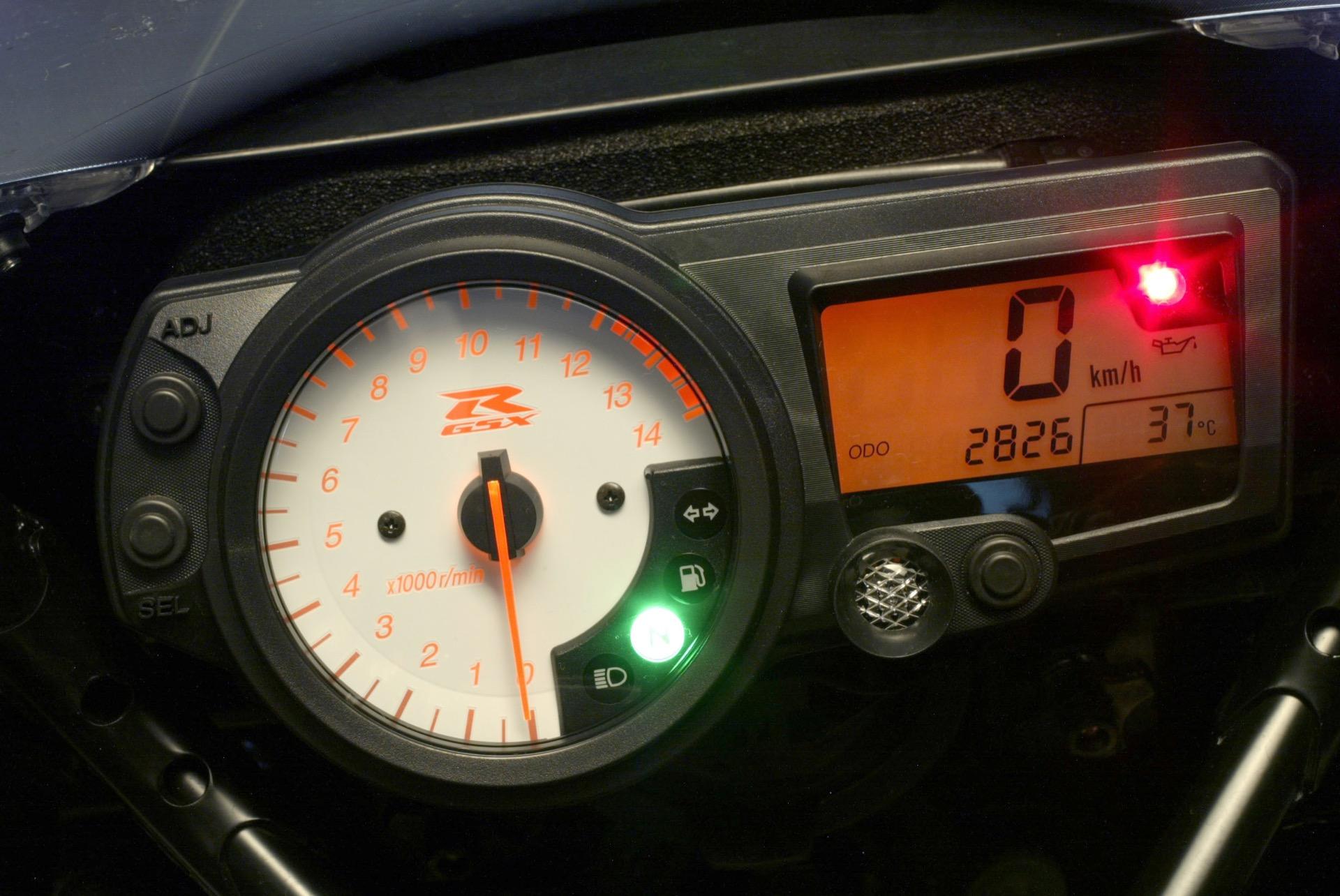 Fotos de la retroprueba Suzuki GSX-R 1000 2003