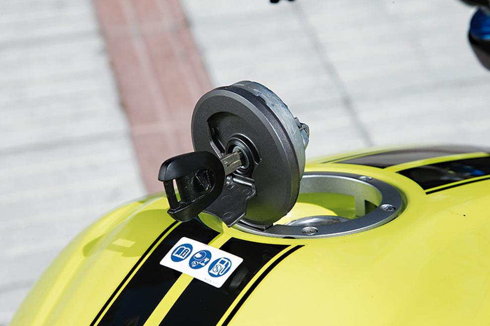 Prueba Honda CB500F