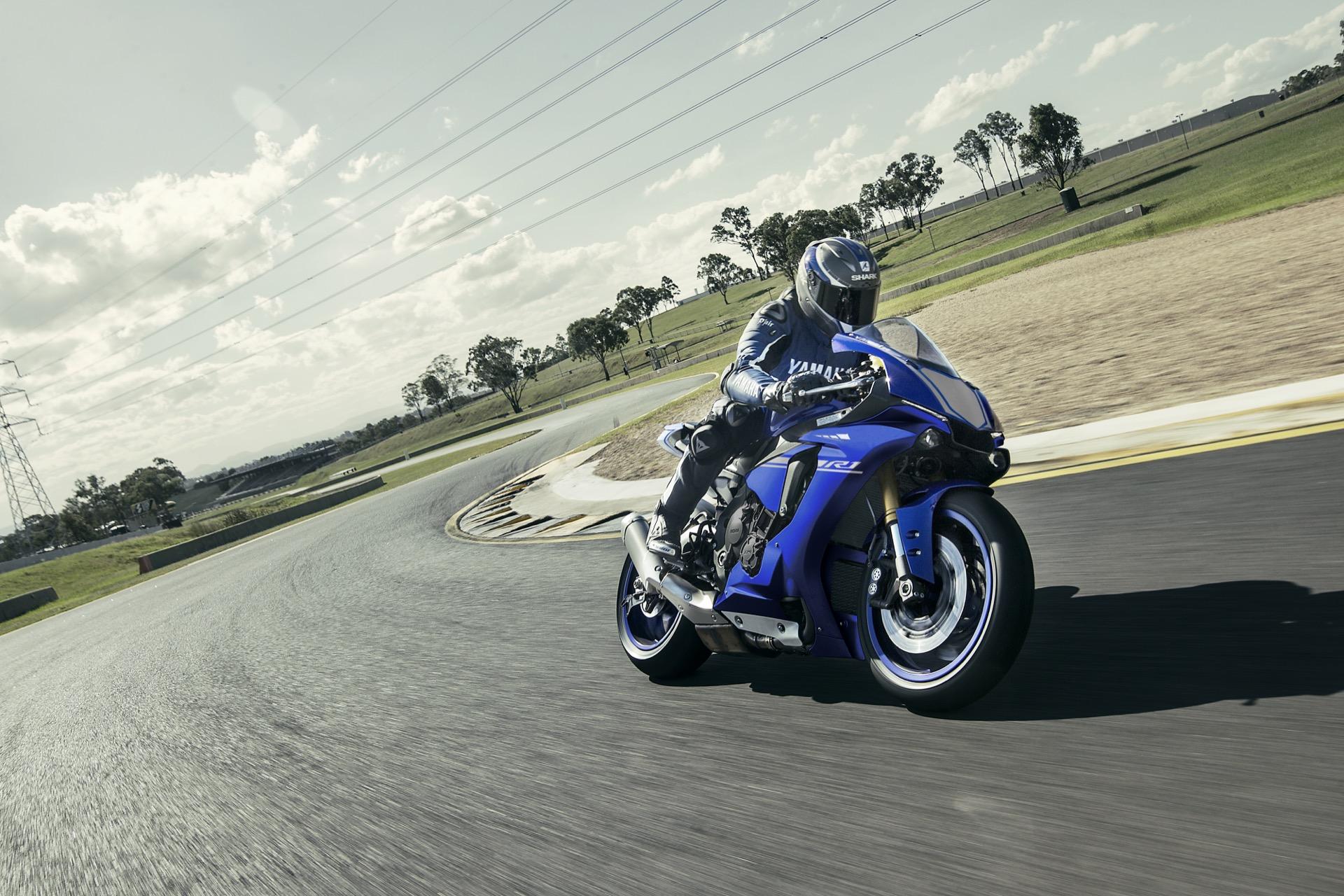 Fotos Yamaha YZF-R1 2017
