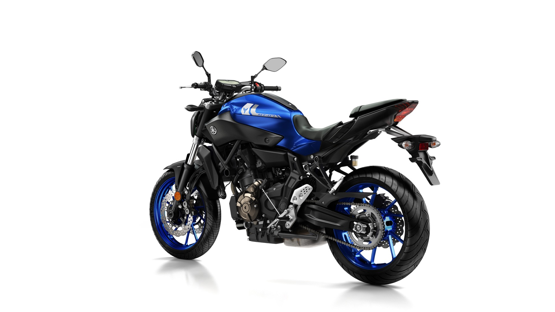Fotos Yamaha MT-07 2017