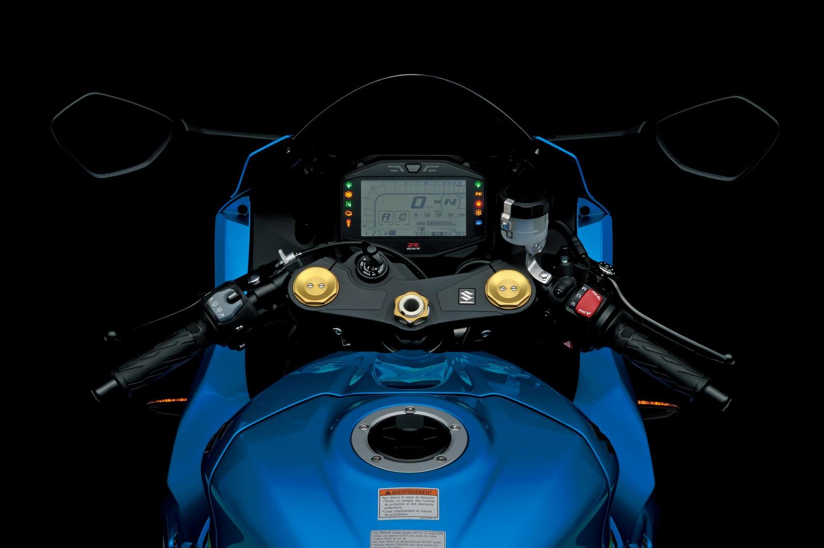 Suzuki GSX-R1000 2017