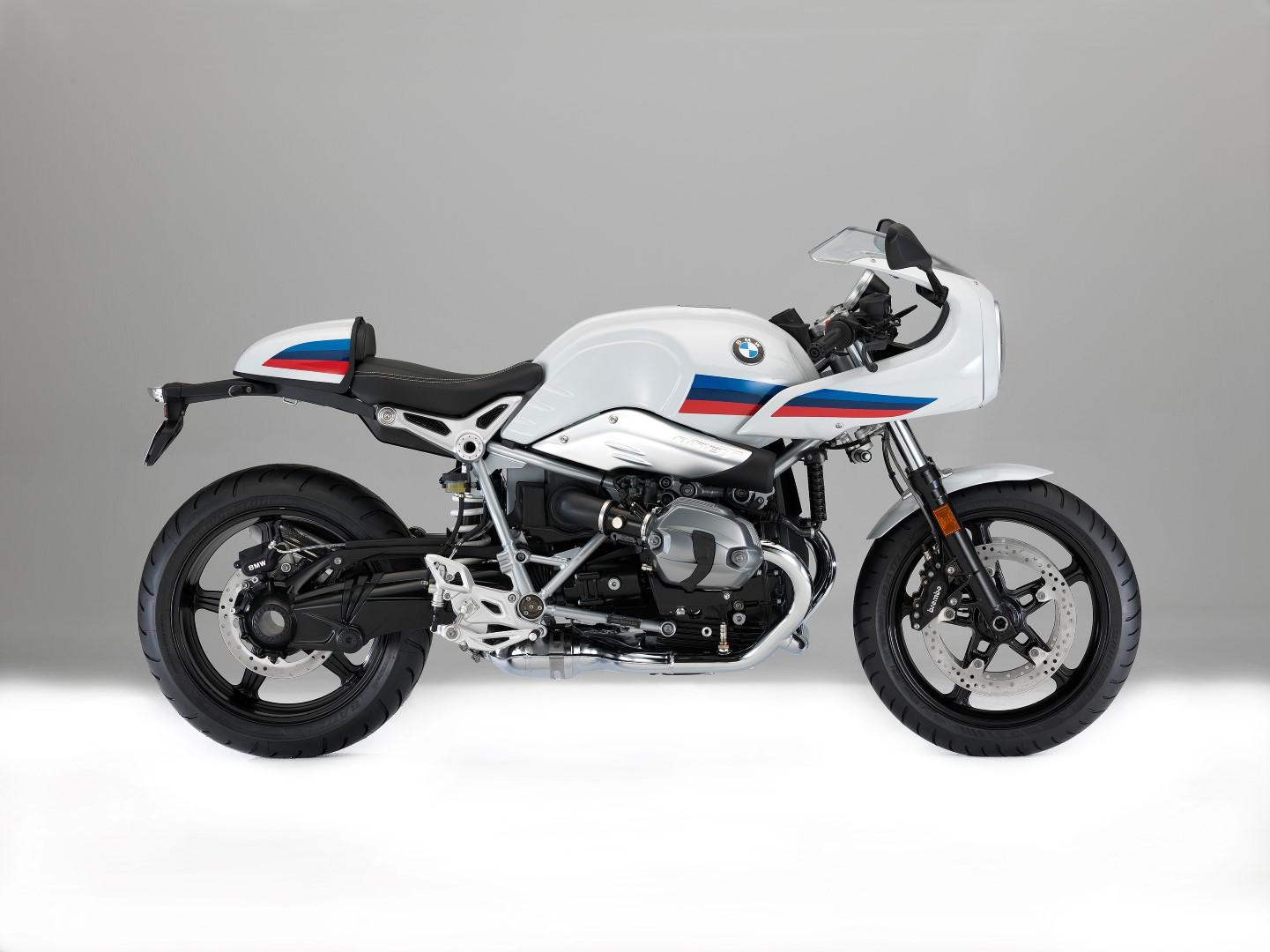 BMW NineT Race 2017