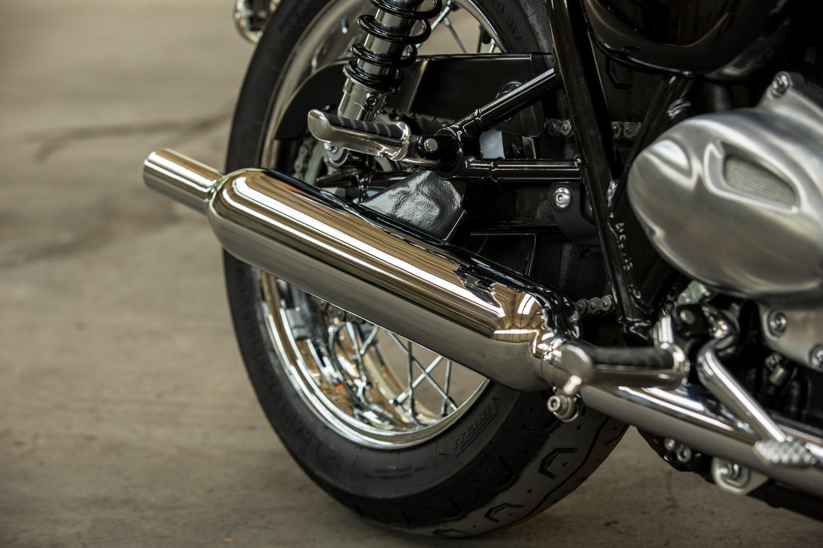Triumph Bonneville T100/T100 Black 2017