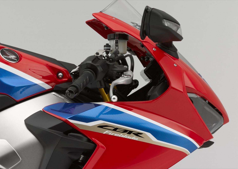 Honda CBR1000RR Fireblade SP/SP2 2017