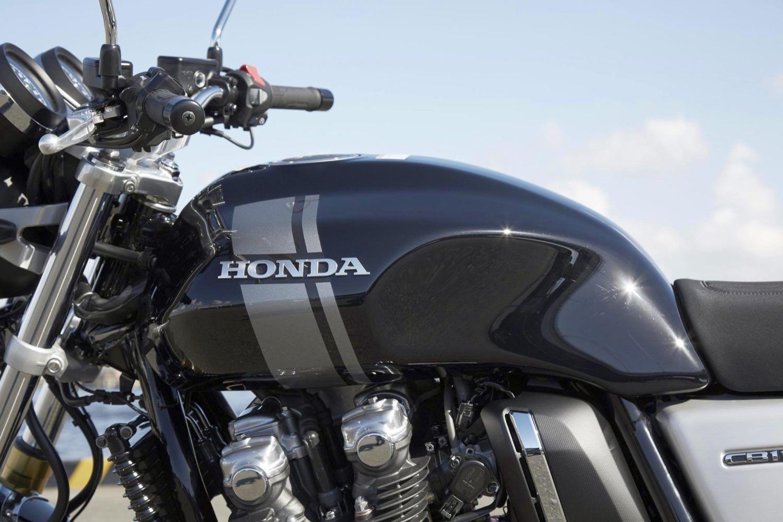 Honda CB1100RS y CB1100EX 2017