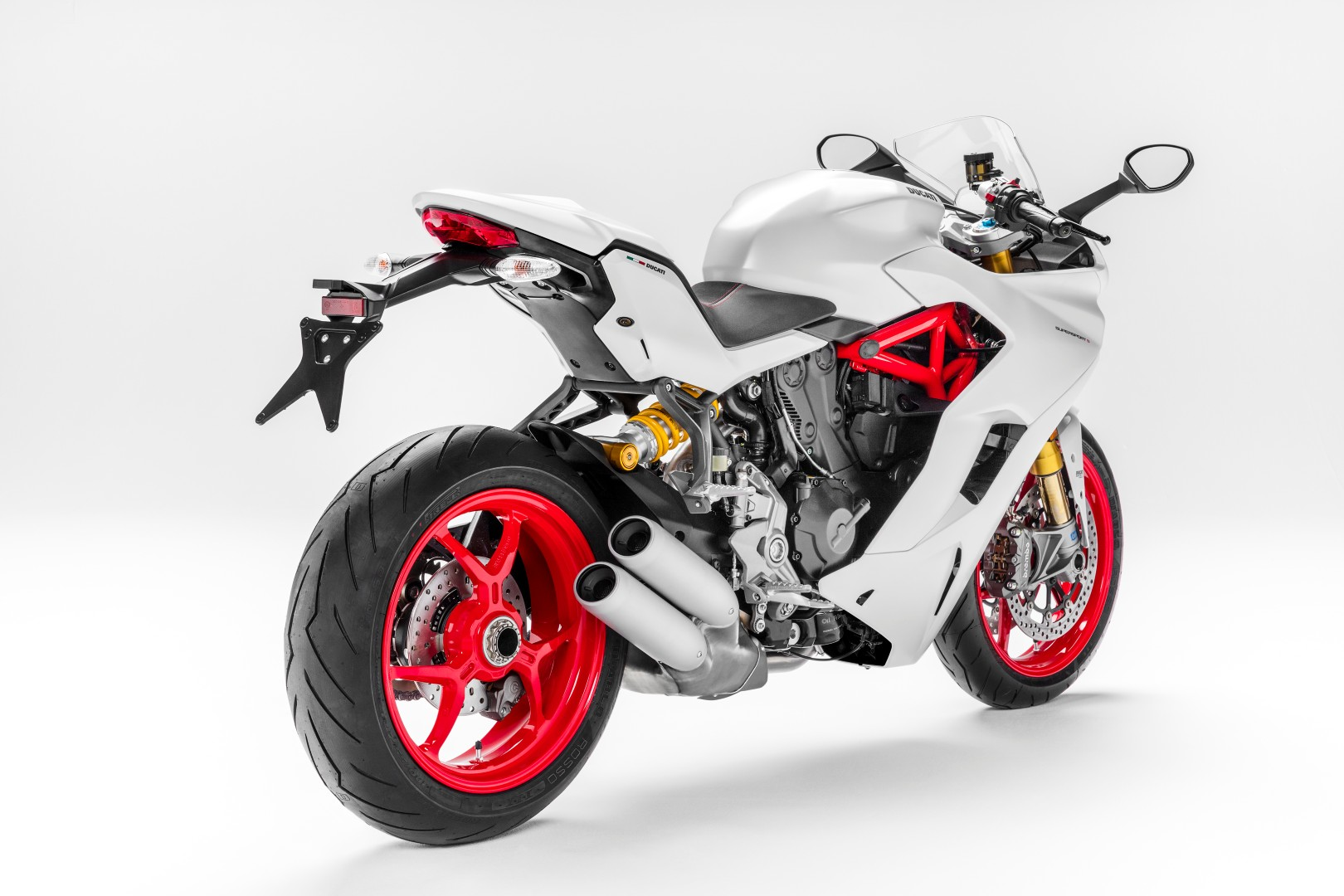 Ducati 939 Supersport/S 2017
