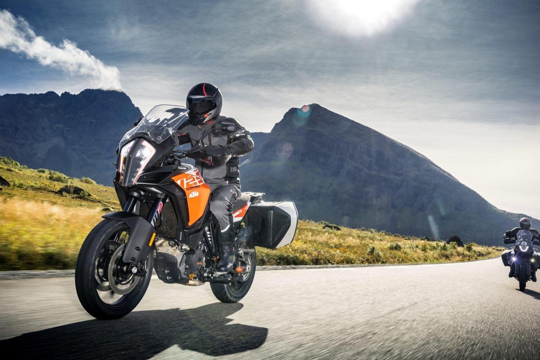 KTM 1290 Super Adventure R 2017