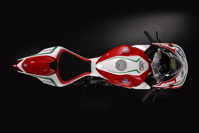 MV Agusta F3 675 / 800 Reparto Corse