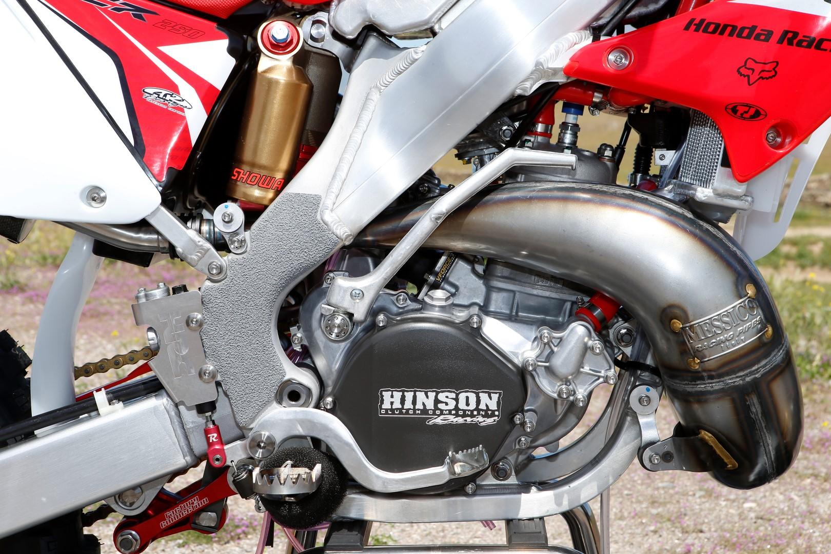 ¡50.000€! Honda CR 250 Factory
