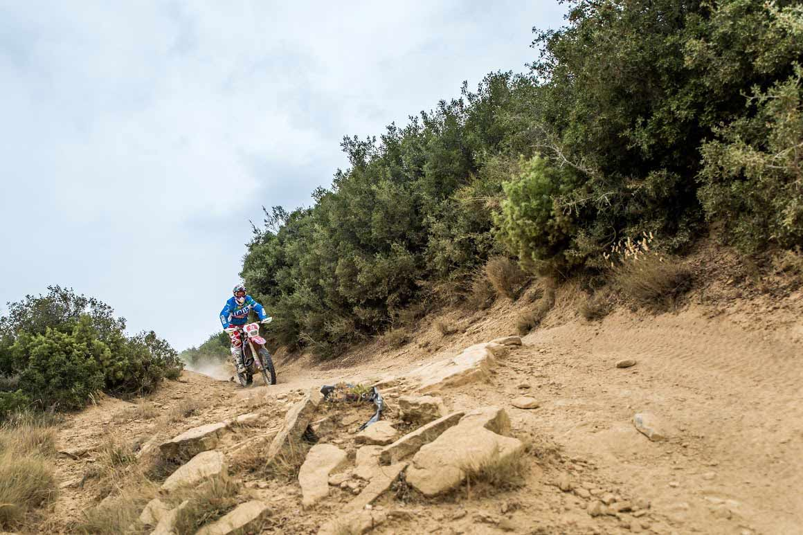 ISDE 2016 Circuito de Navarra España