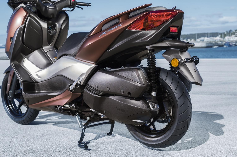 Galería de fotos de la Yamaha X MAX 300 2017