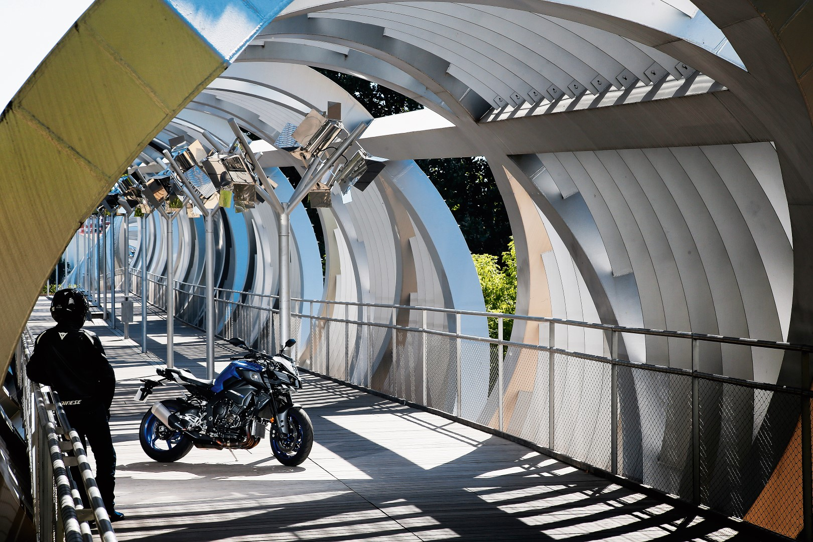 Yamaha MT-10, prueba en imágenes