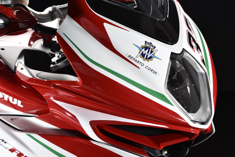 MV Agusta Turismo Veloce Lusso RC 2017 fotos