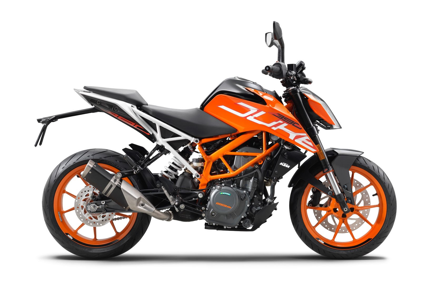 KTM 390 Duke 2017 fotos