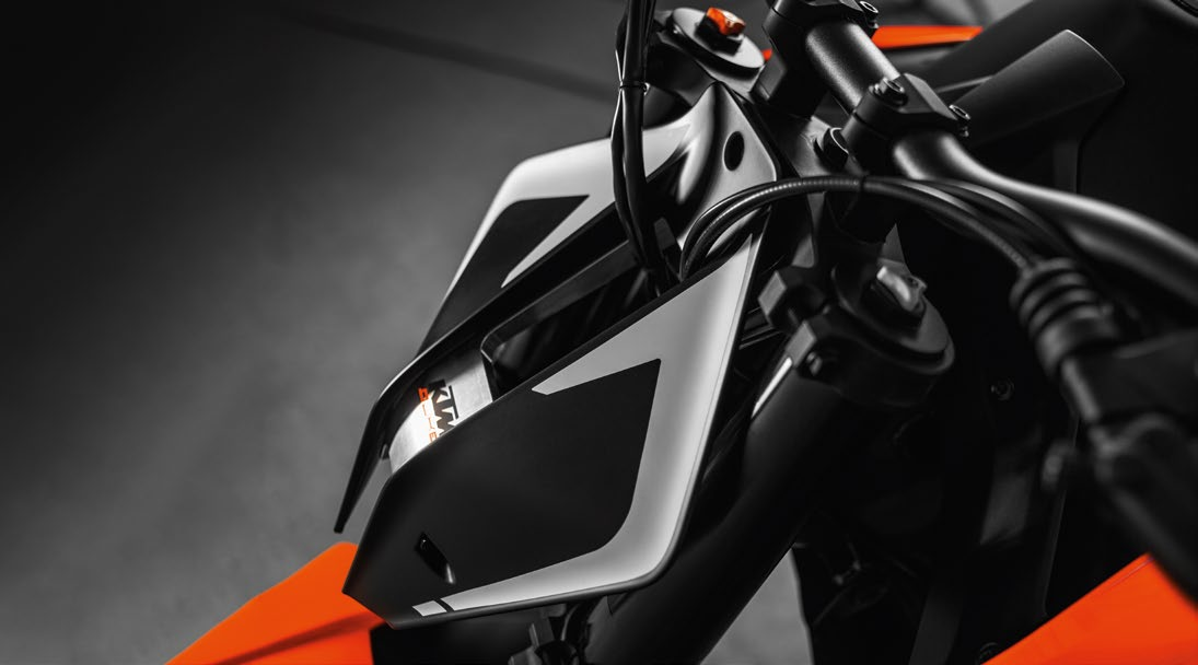 KTM 790 Duke 2017 fotos