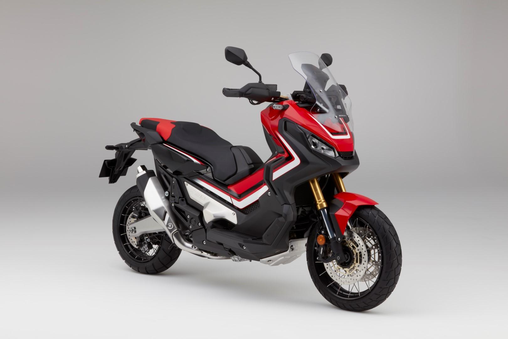 Honda X-ADV 2017 fotos