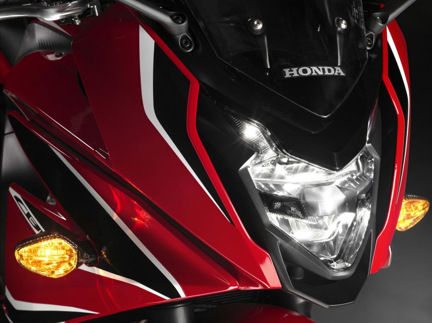 Honda CBR650F 2017 fotos
