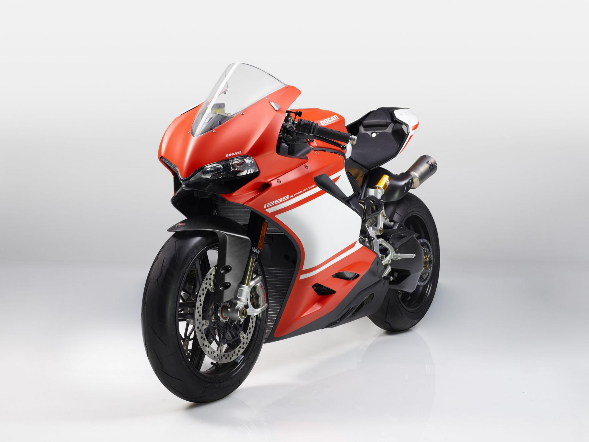 Ducati 1299 Superleggera 2017 fotos
