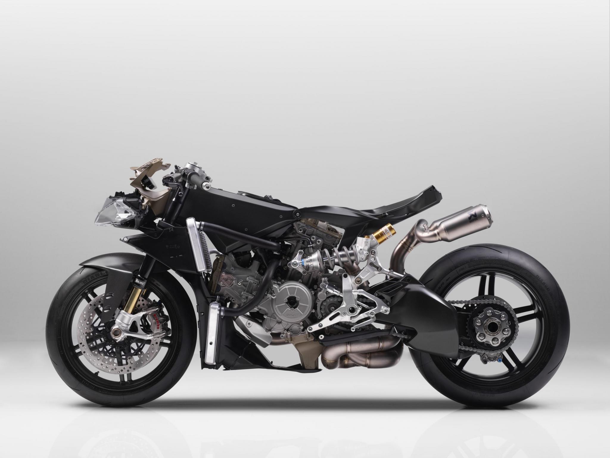 Ducati 1299 Superleggera 2017 fotos
