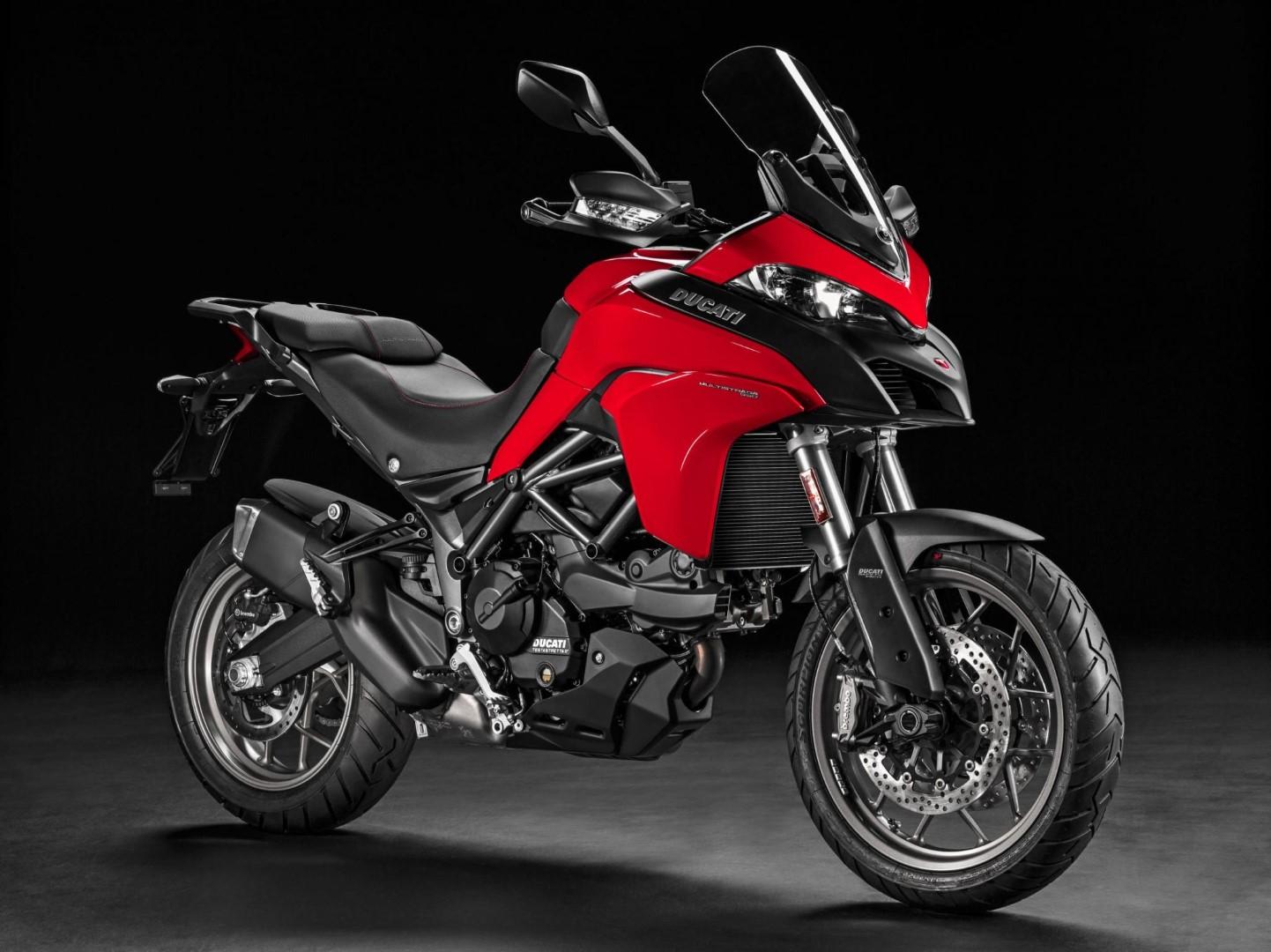 Ducati Multistrada 950 2017 fotos