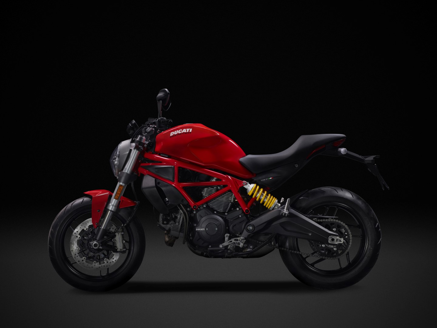 Ducati Monster 797 2017 fotos