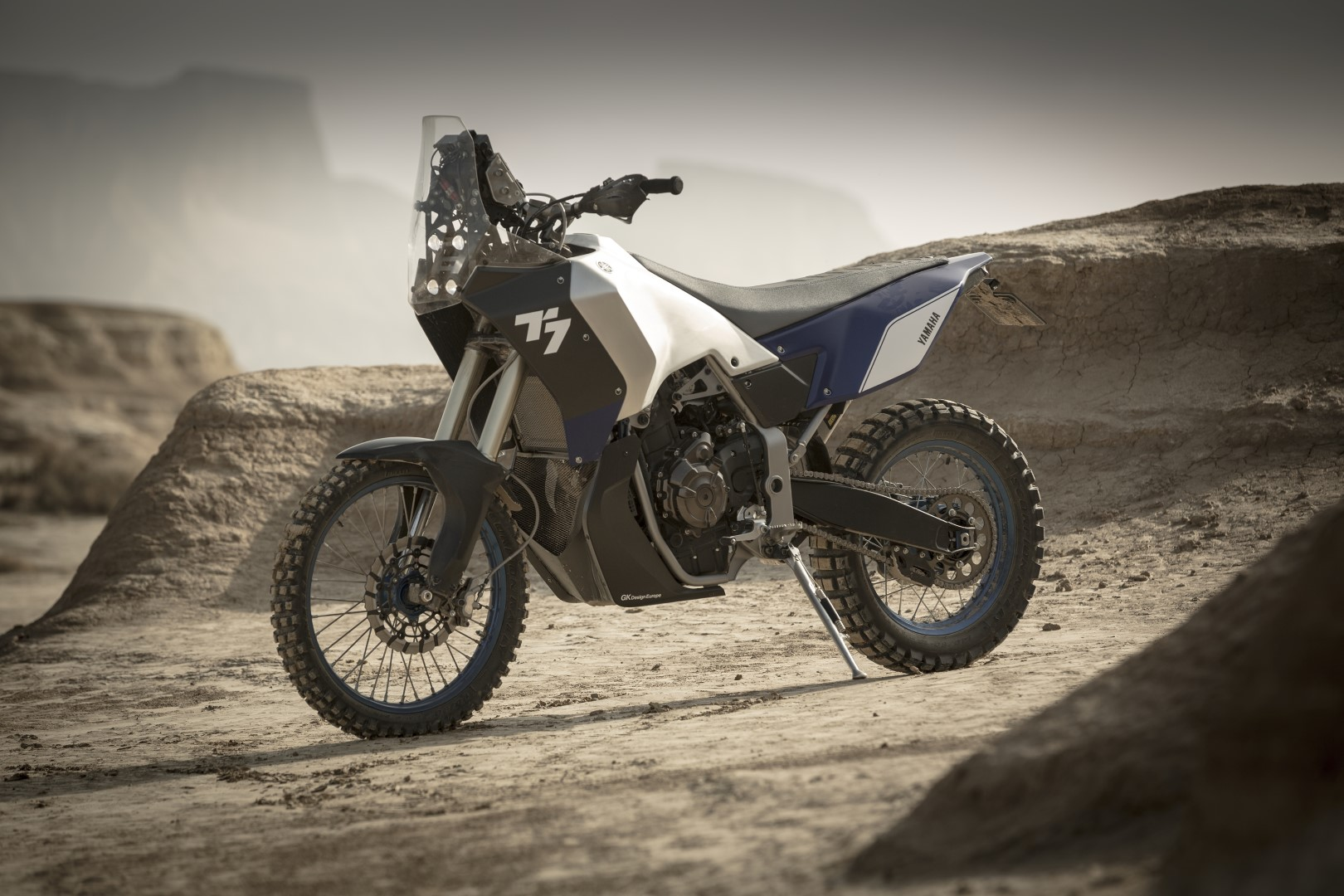 Yamaha T7 Concept 2017 fotos