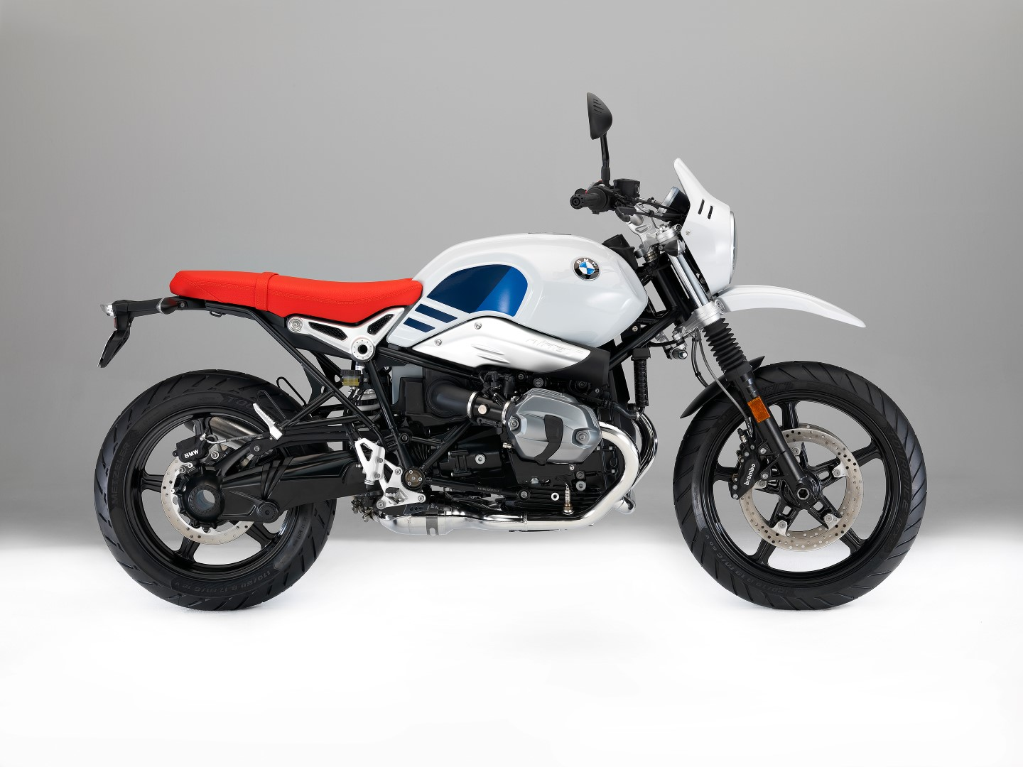 BMW R nineT Urban G/S 2017 fotos