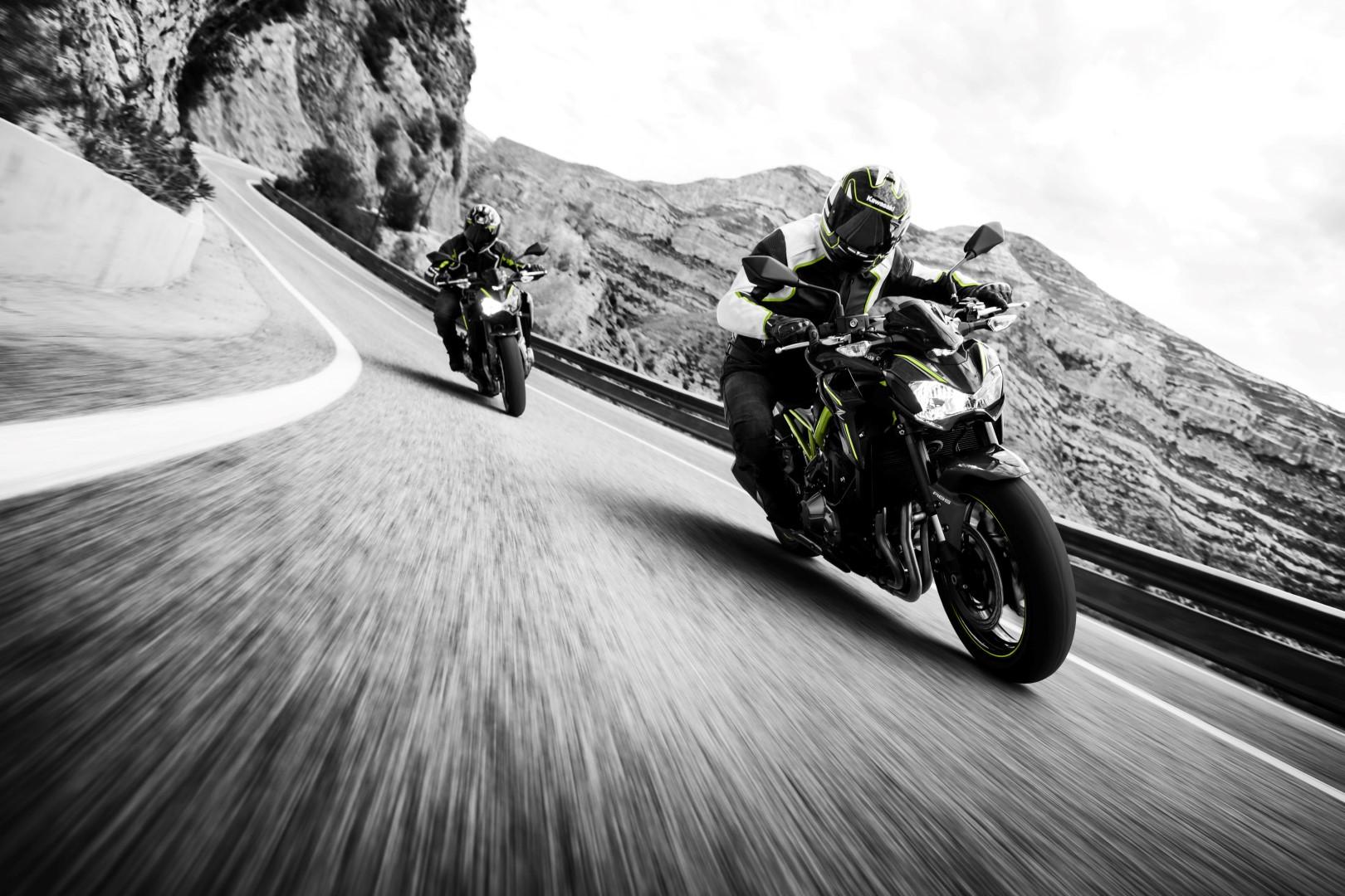Kawasaki Z900 2017 fotos