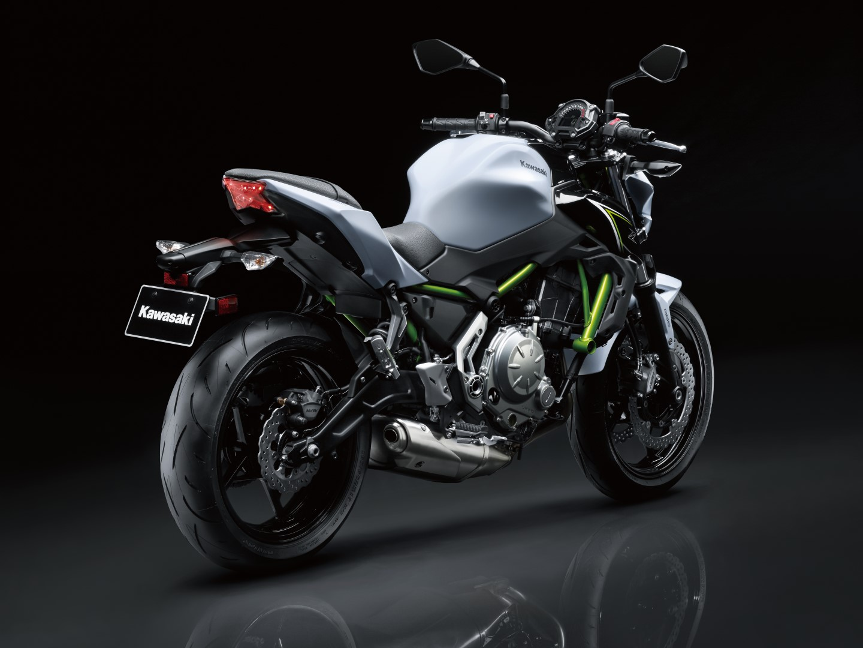 Kawasaki Z650 2017 fotos