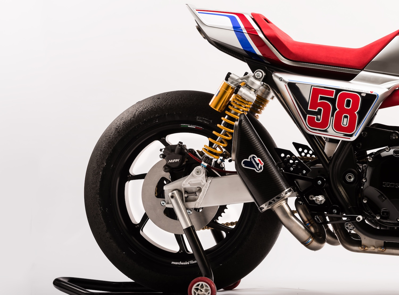Honda CB1100 TR Fotos