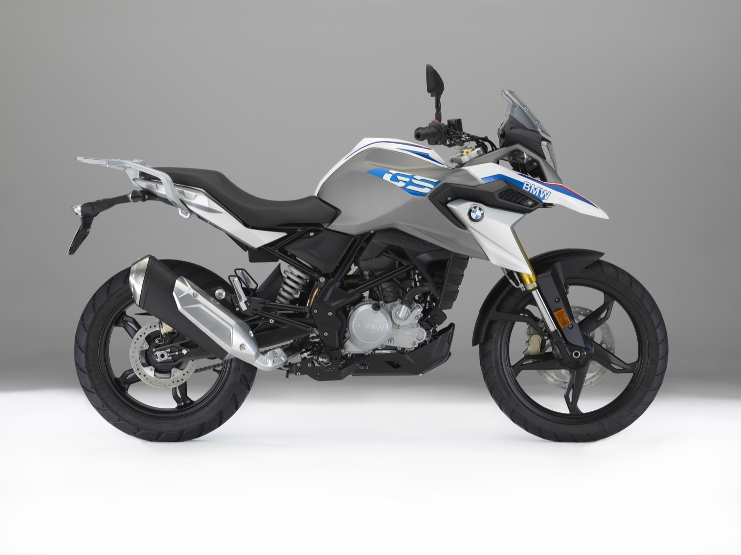 BMW G 310 GS 2017 Fotos