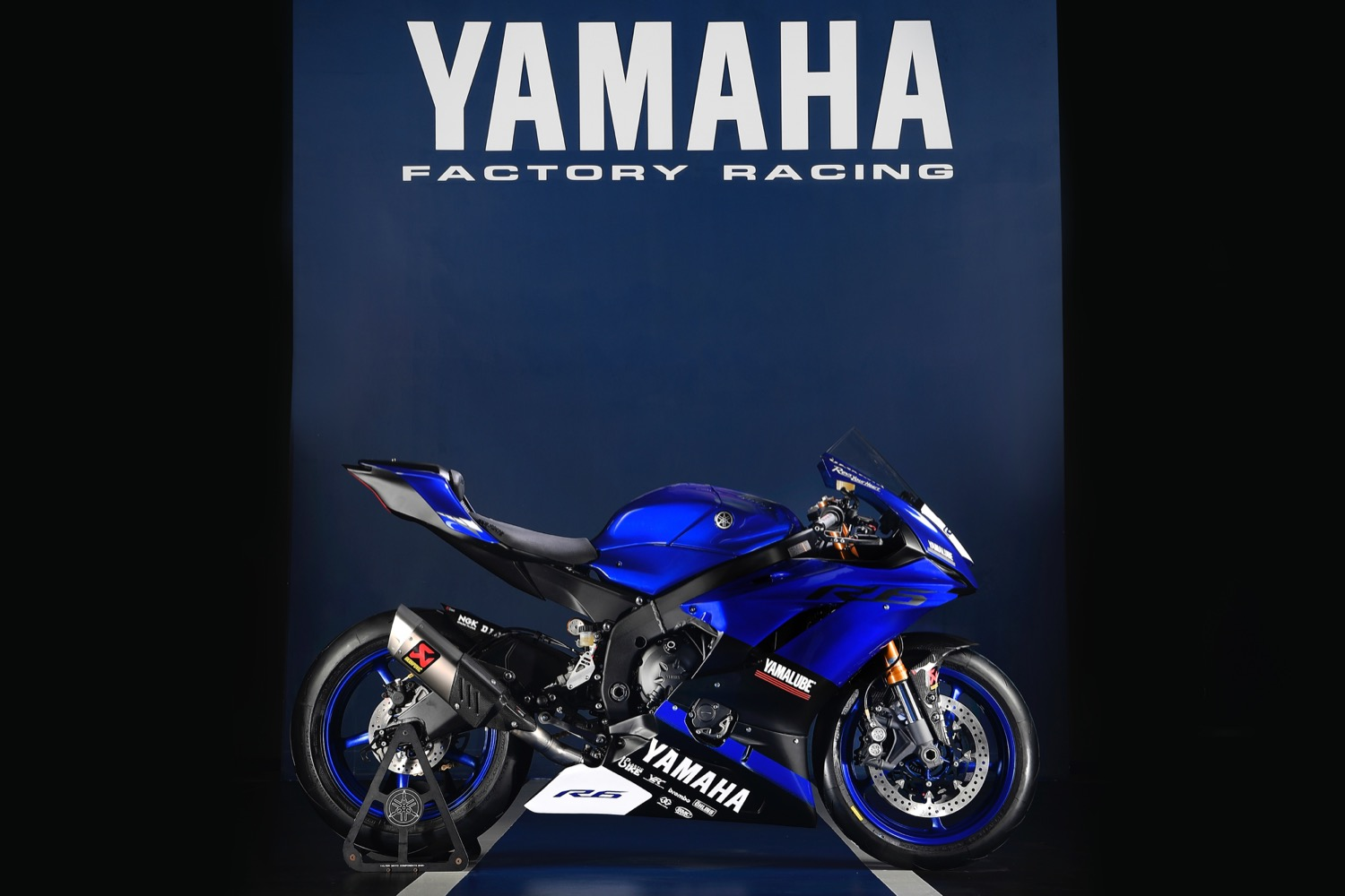 Yamaha YZF-R6 2017 Race Ready