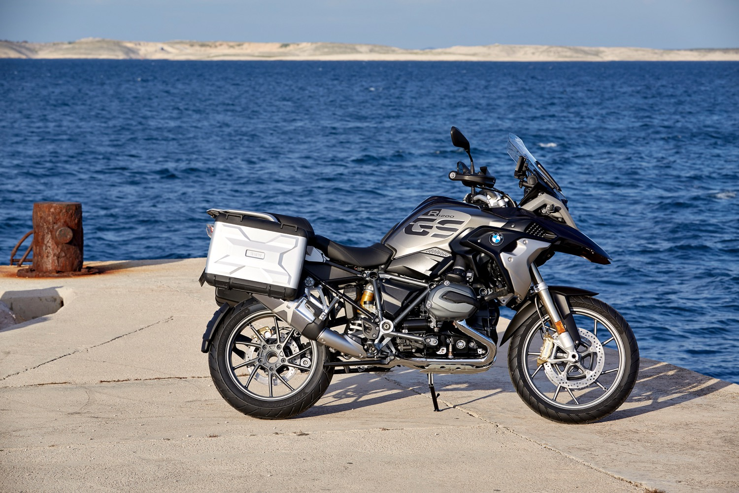BMW R 1200 GS Rallye y Exclusive