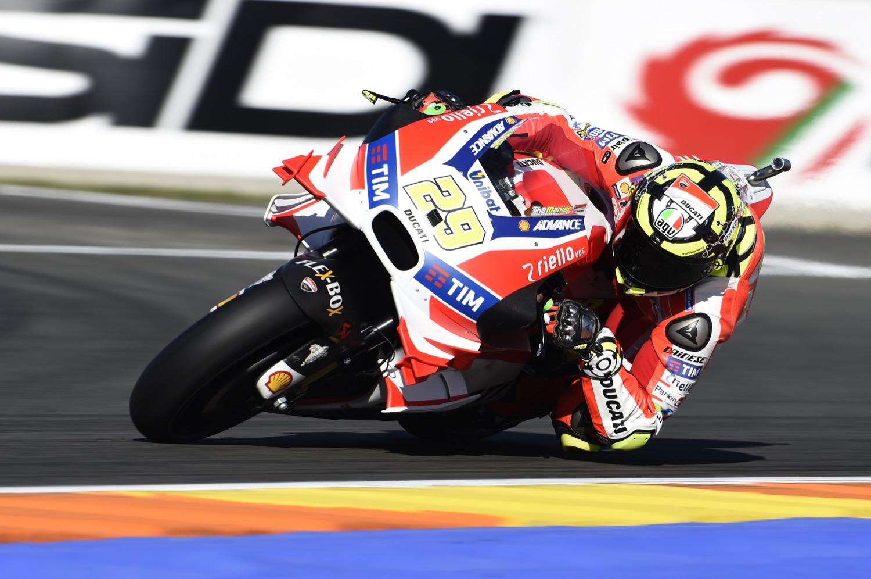 Estilos de pilotaje en MotoGP