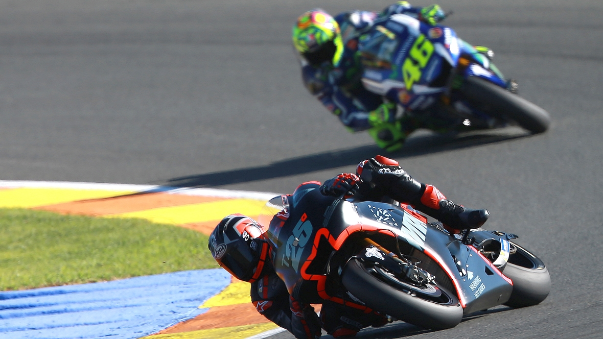 Valentino Rossi estrena... ¡compañero!