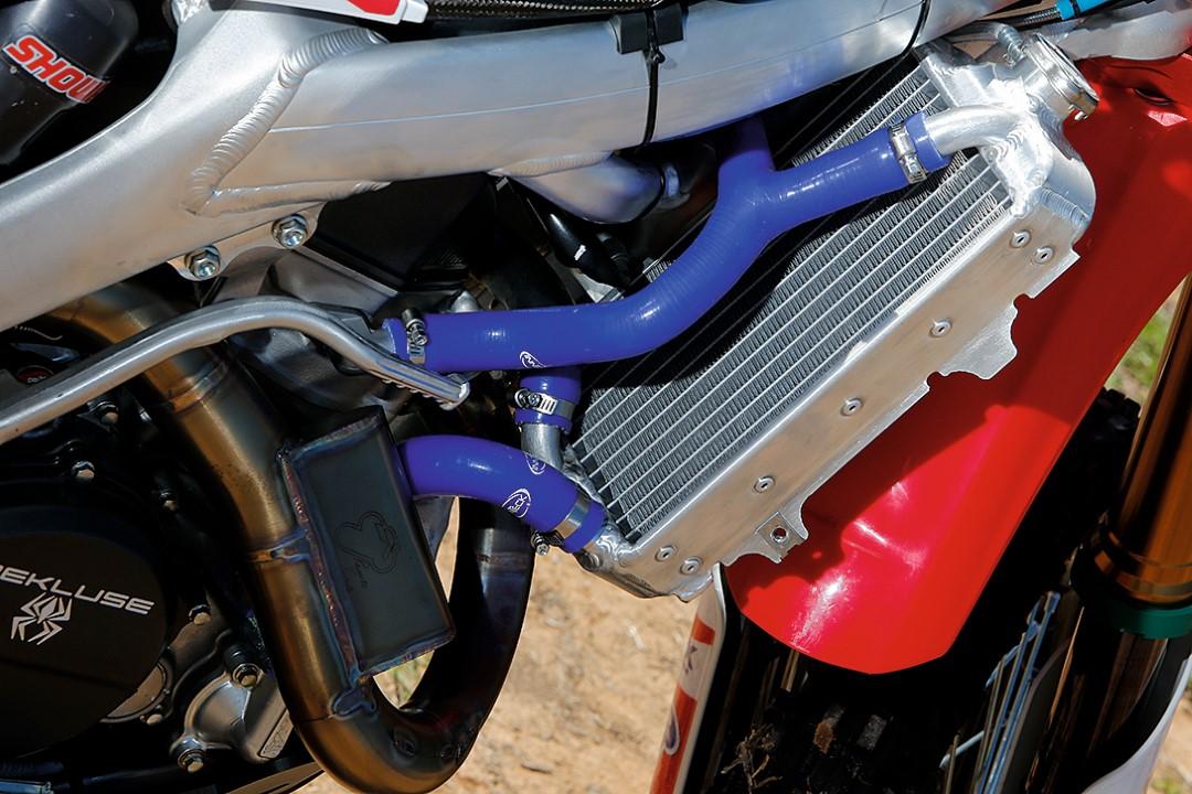 Honda CRF 450 Oriol Mena