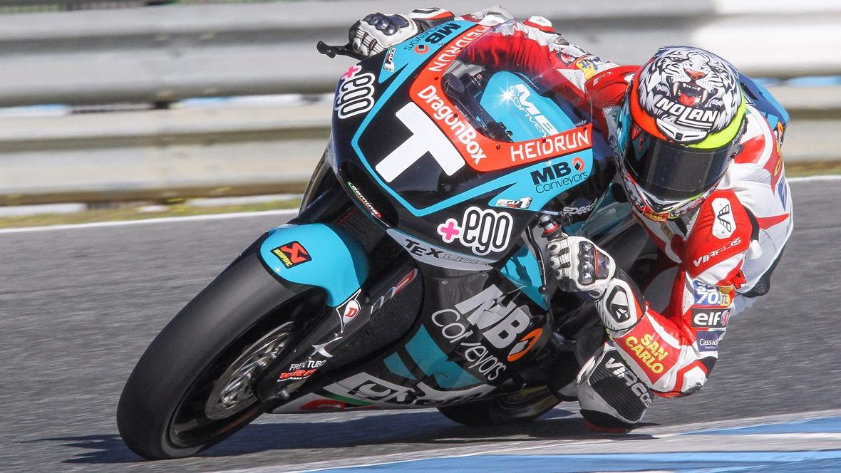 Los pilotos de Moto2 y Moto3 arrancan 2017