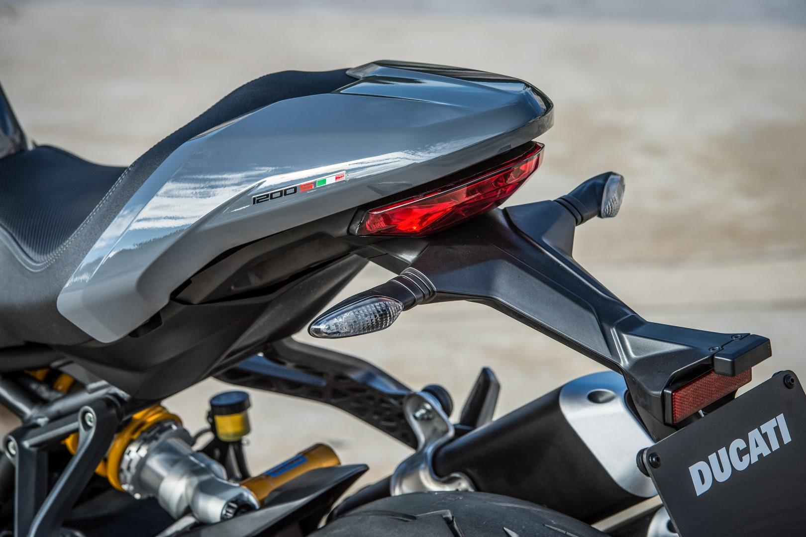 Presentación Ducati Monster 1200 S 2017