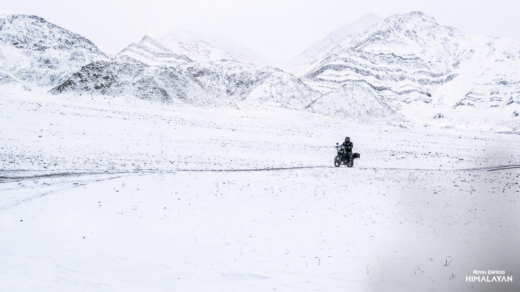 Fotos Royal Enfield Himalayan 2017