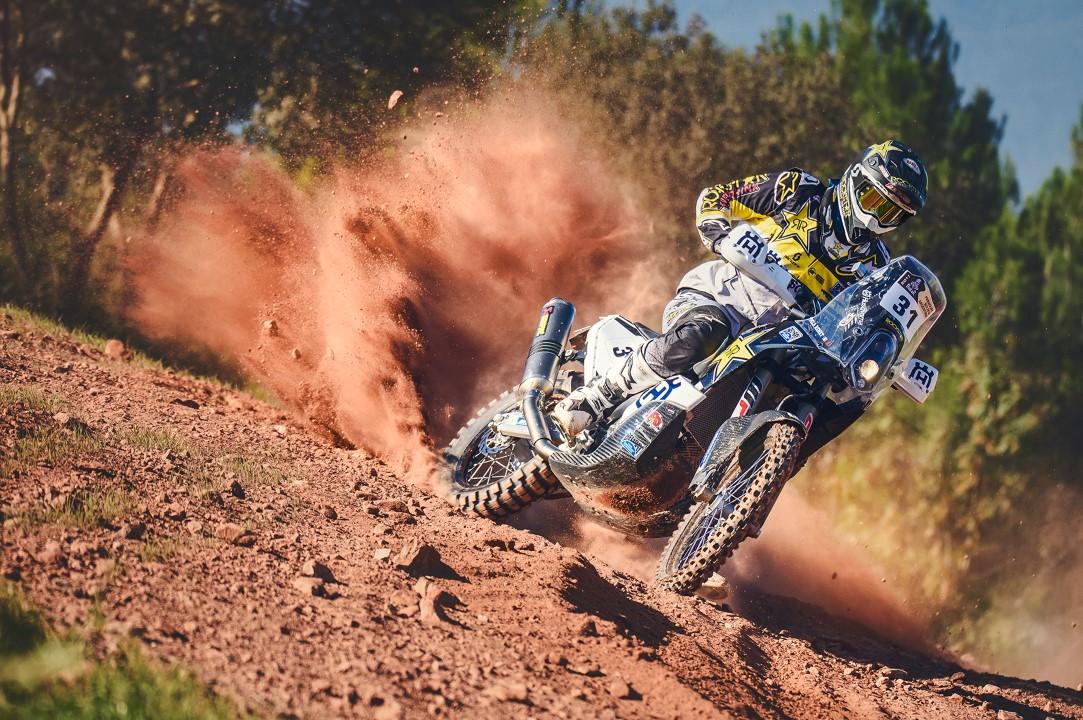 Fotos Husqvarna Dakar 2017