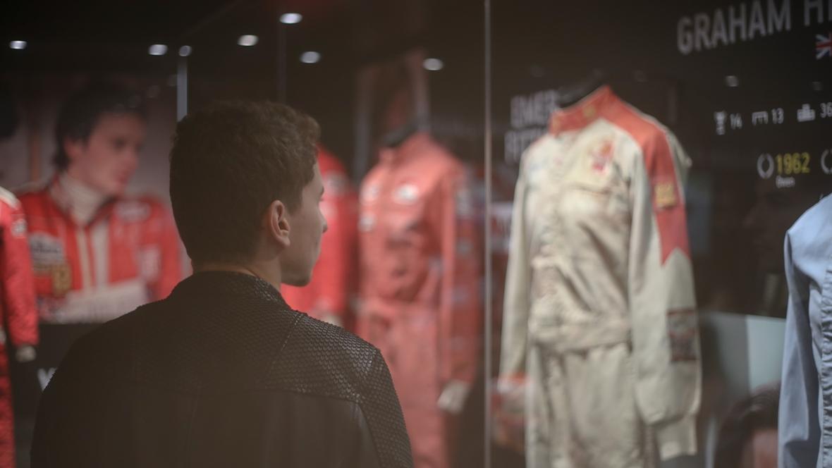 El museo de Jorge Lorenzo, en imágenes