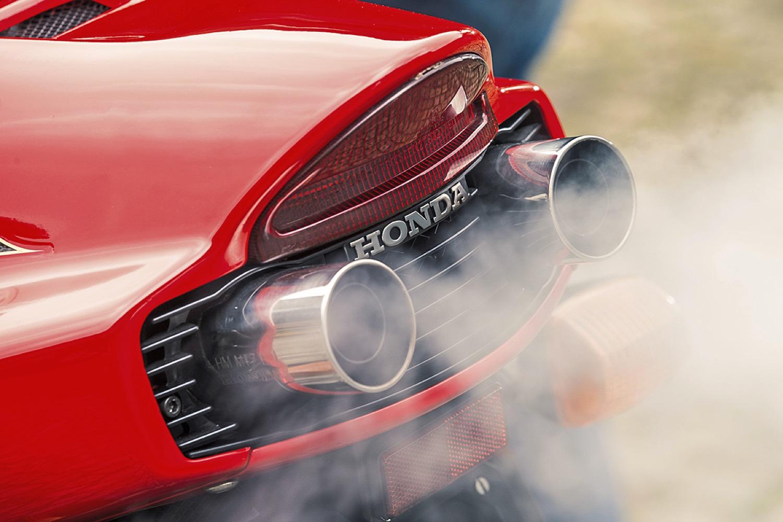 Honda NR 750, el reencuentro en 2016