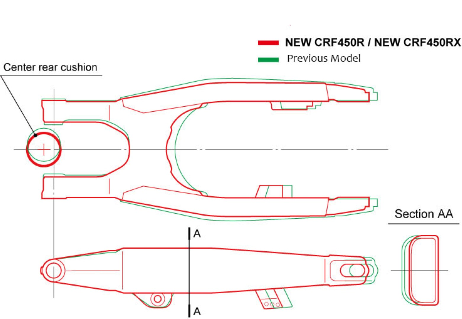 Honda CRF 450 X