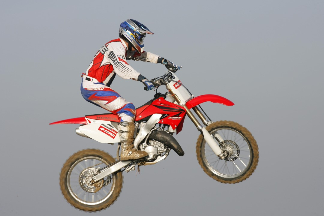 Fotos Honda CR 125 2007