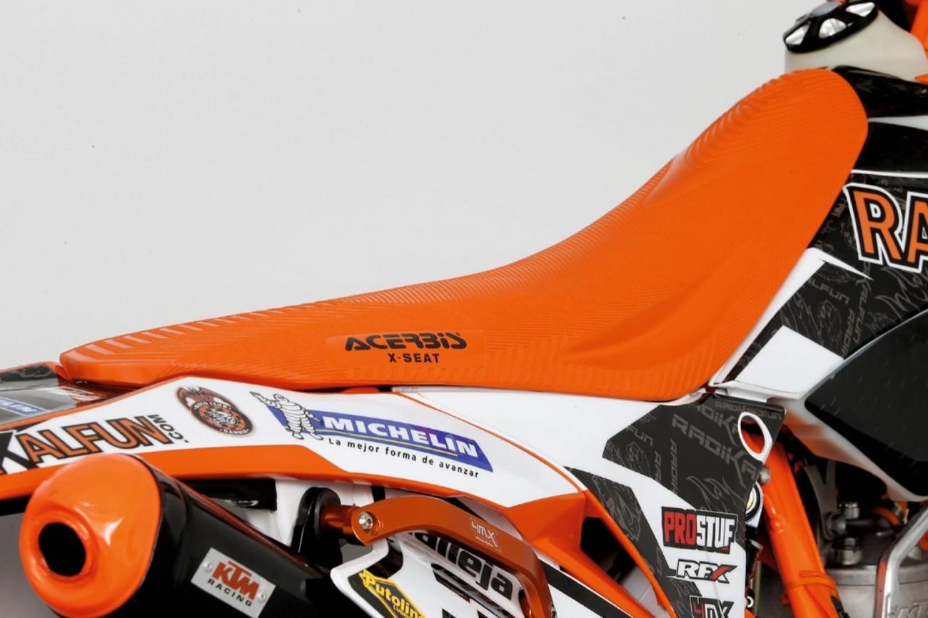 KTM EXC 250 2006 convertida en 2016