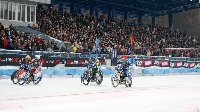 Ice Speedway (MotoDeportes de Invierno)