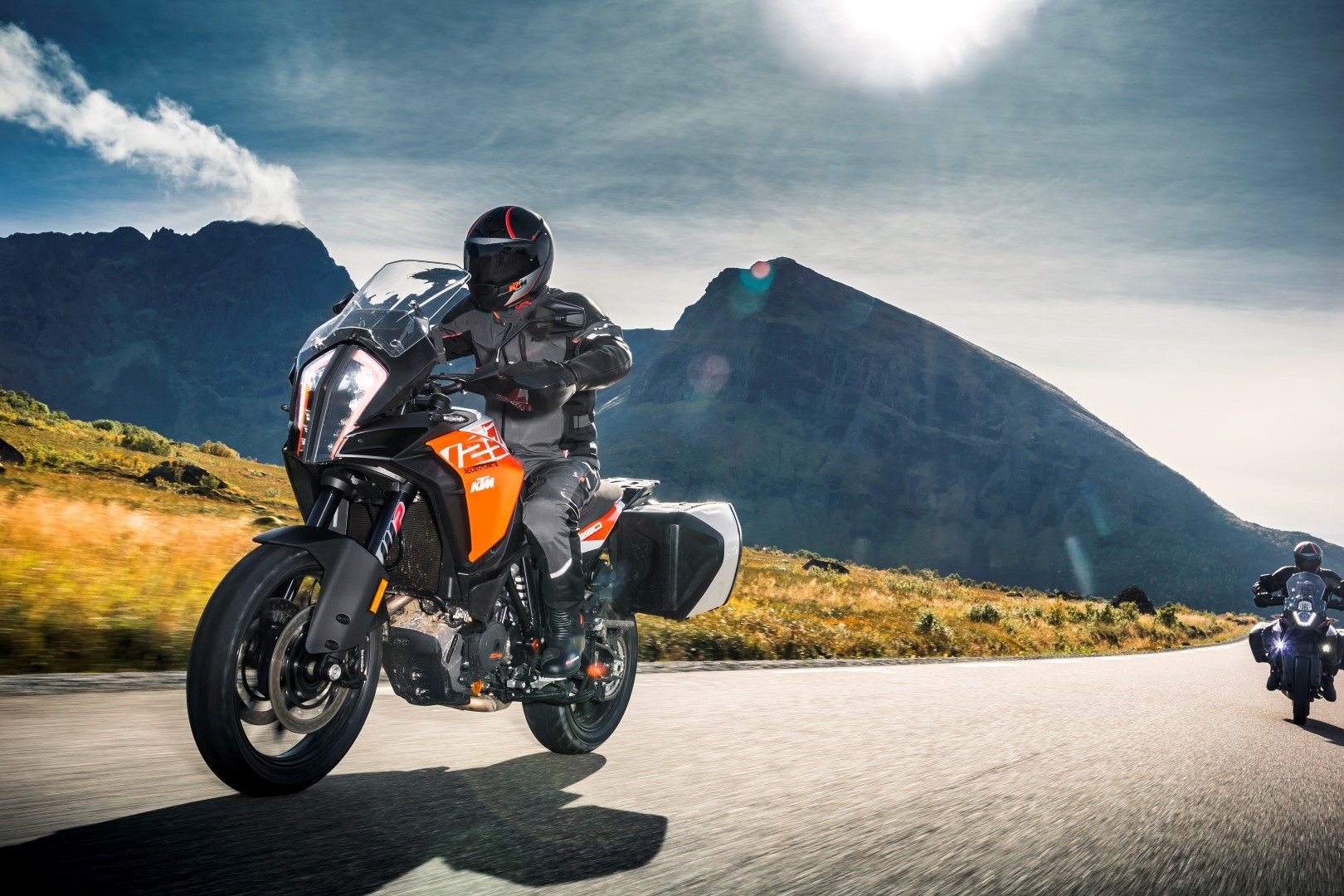 KTM 1290 Super Adventure S 2017 fotos