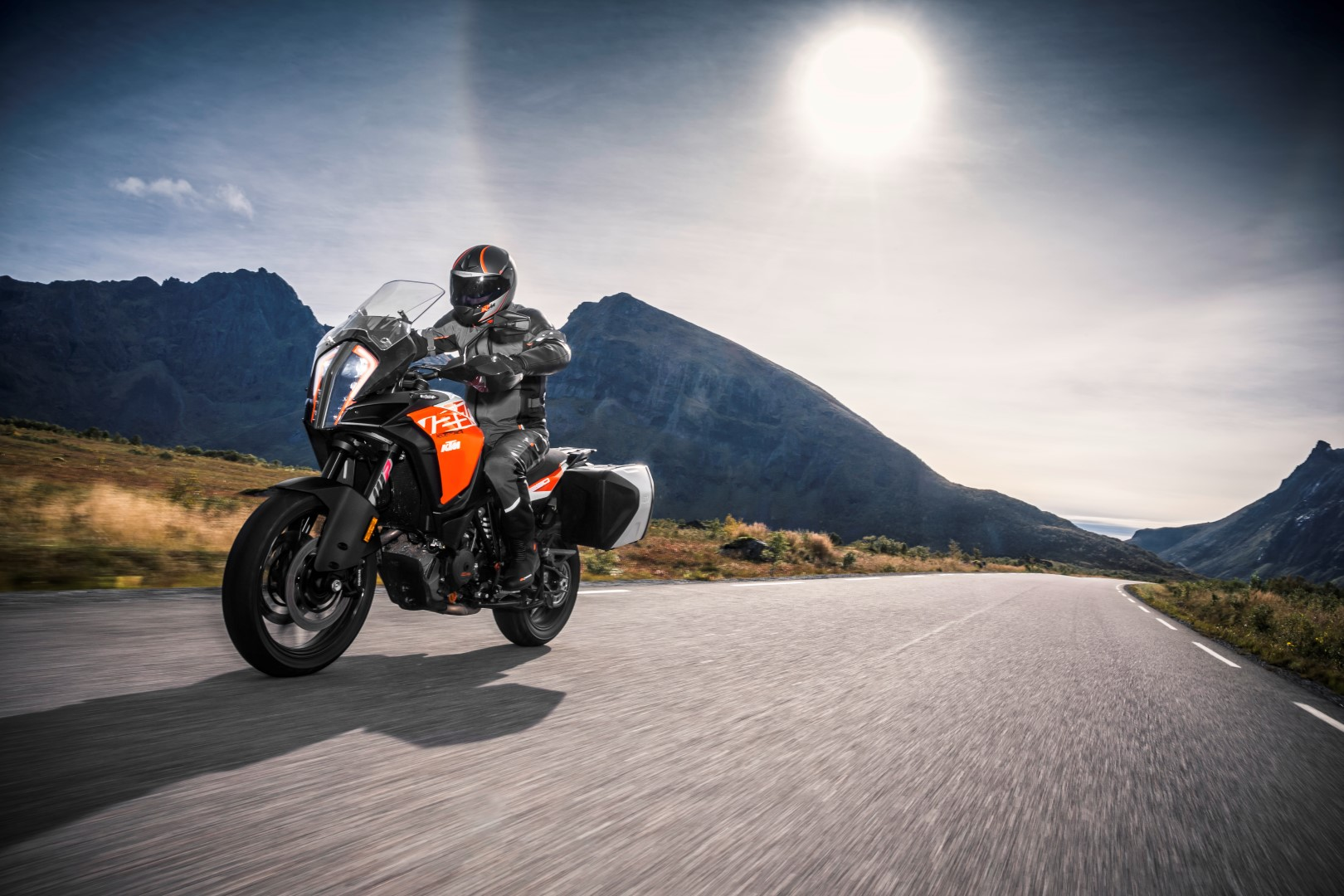 KTM 1290 Super Adventure S 2017 fotos
