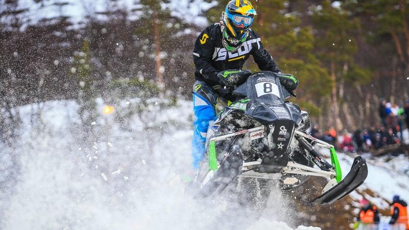 SnowCross (MotoDeportes de Invierno)