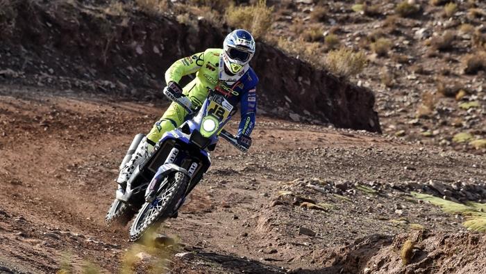 La primera semana del Dakar 2017